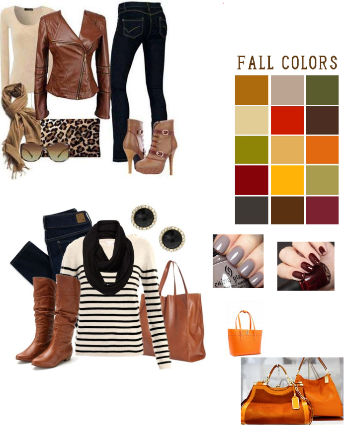 fall items