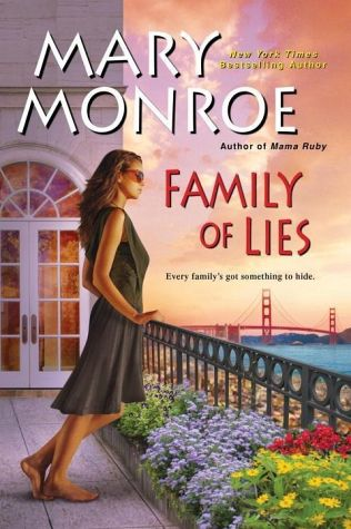 family of lies by Mary Monroe April book of the month